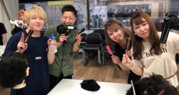 職種紹介☞美容師アシスタント